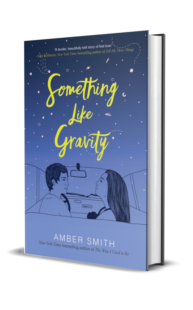 Something Like Gravity (3D Cover)