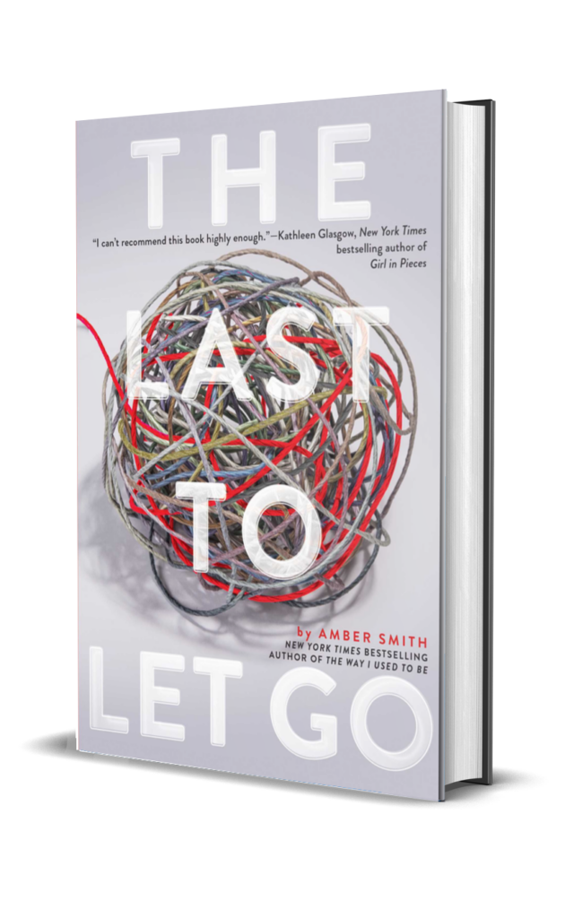 The Last to Let Go (3D Cover)